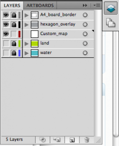 AI Layers Icon