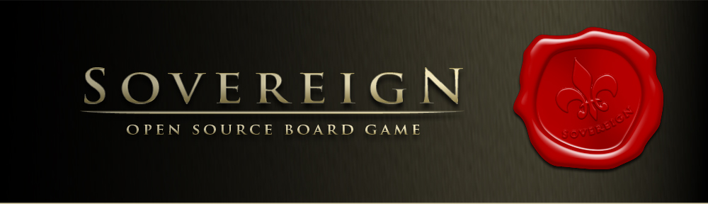 Sovereign: Open Source Board Game Project